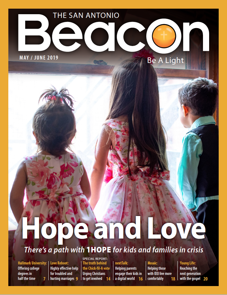 March/April issue of the Beacon