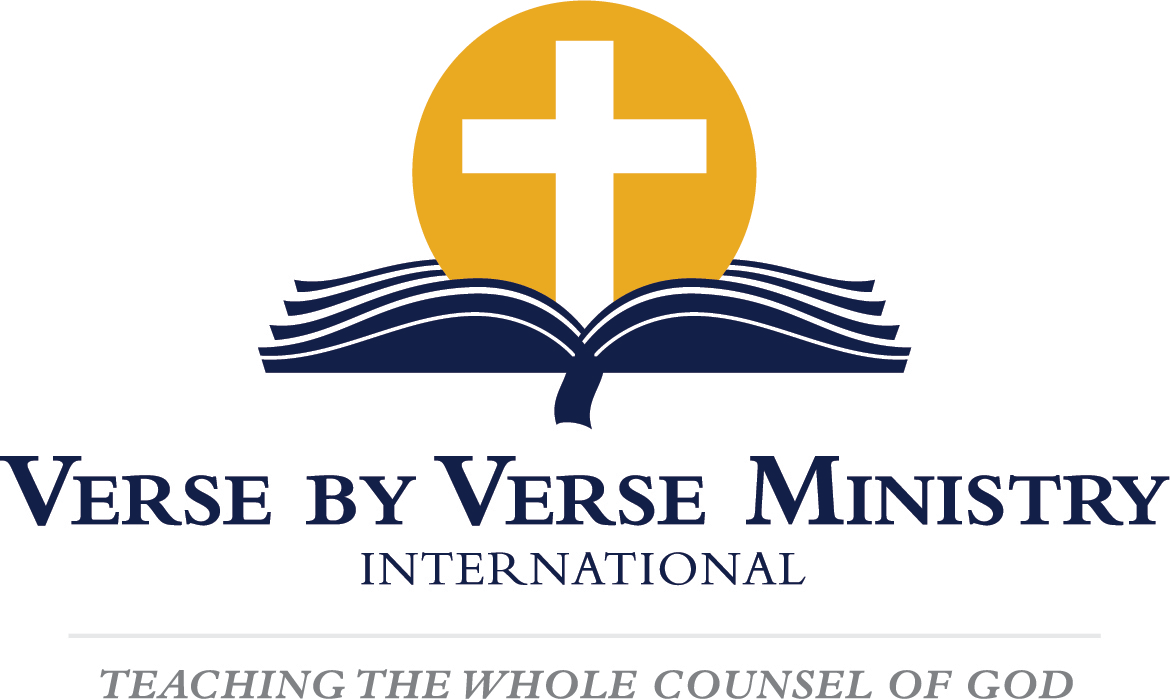 Verse by Verse Ministry