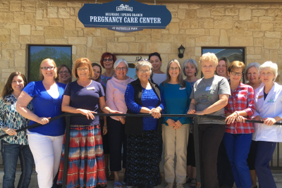 Bulverde Spring Branch Pregnancy Care Center 2017 mid-year update.