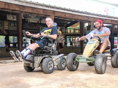 Believe It Foundation Provides Opportunity for Physical Inclusivity