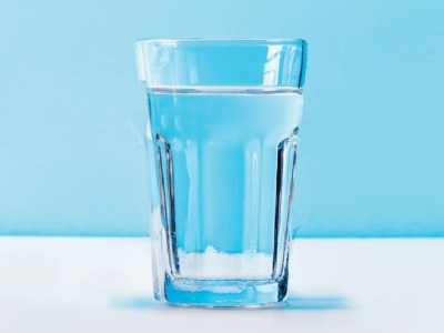 Grace – A clear glass of water