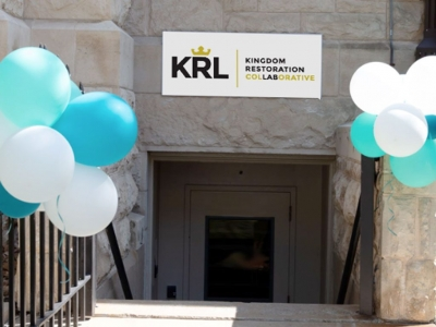 Kingdom Restoration Lab opens in downtown at historic church