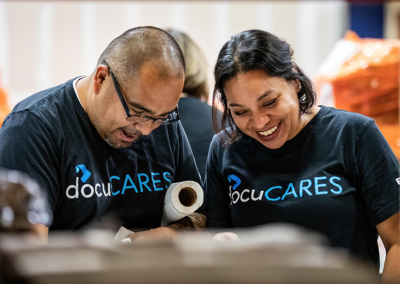 DOCUmation cares deeply for our community