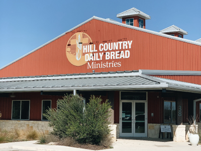 Celebrating 20 years at Hill Country Daily Bread Ministries