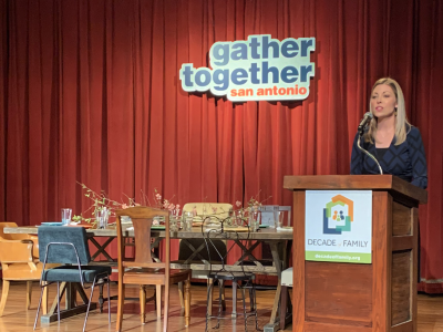 San Antonio leaders launch 'Decade of Family' movement