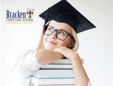 See A Bright Future with Bracken Christian School