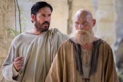 Exclusive First Look at Teaser Trailer from Thrilling New Film 'Paul, Apostle of Christ'.